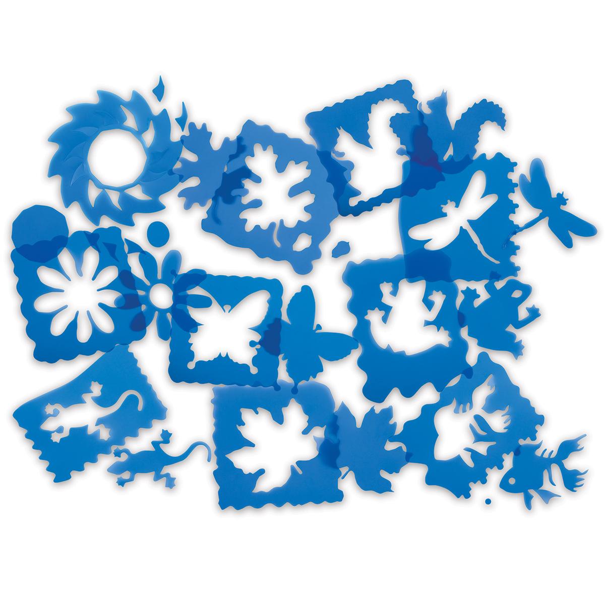 Roylco Nature Stencils