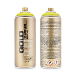 Montana Gold Acrylic Professional Spray Paint - Poison Light, 400 ml can