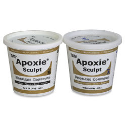 Aves Apoxie Sculpt, Black, 4 lb