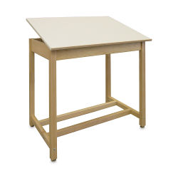 Hann Wood Drawing Table