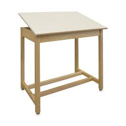 Hann Wood Drawing Table