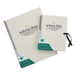 Holbein White Ibis Watercolor Books