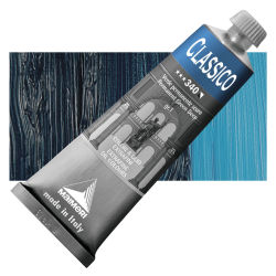 Maimeri Classico Oil Color - Permanent Green Deep, 60 ml tube