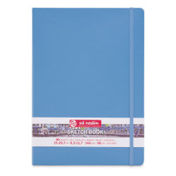 "Talens Art Creations Sketchbook - Lake Blue, 11.7"" x 8.3"""