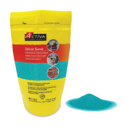 Activa Sand - Turquoise, 5 lb