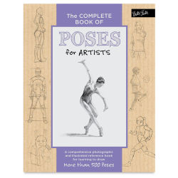 The Complete Book of Poses for Artists - Hardcover