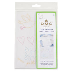 DMC Magic Paper Embroidery - Baby