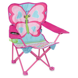 Melissa & Doug Camp Chair - Cutie Pie Butterfly (Unfolded)