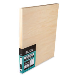 Blick Studio Artists' Wood Panels - Gallery Cradle, 20'' x 24'', 1-1/2'' Cradle