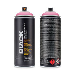 Montana Black Spray Paint - True Magenta 50%, 400 ml can