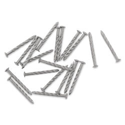 Nielsen Picture Hanging Hardware - Radial Nails, Pkg of 20