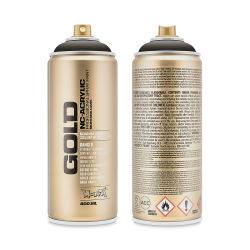 Montana Gold Acrylic Professional Spray Paint - Concrete, 400 ml can