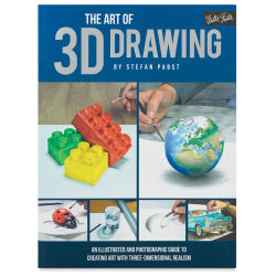 The Art of 3D Drawing - Paperback