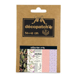 "DecoPatch Paper Collections - N16, 12"" W x 16"" L"