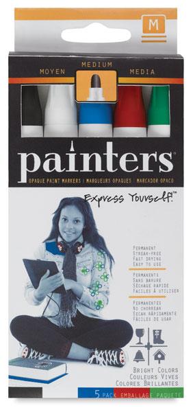 Elmer/'s Painter/'s Pen Lavender//Purple Marking Paint Wood Metal Glass Permanent