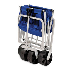 Folding Supply Cart