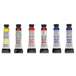 Daniel Smith Extra Fine Watercolor - Stella Canfield Master I, Set of 6, 5 ml, Tube