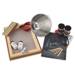 Speedball Ultimate Diazo Fabric Screen Printing Kit