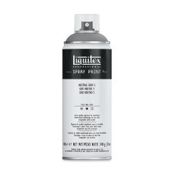 Liquitex Professional Spray Paint - Neutral Gray 5, 400 ml can