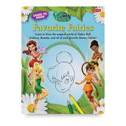 Learn to Draw Disney: Favorite Fairies (Paperback)