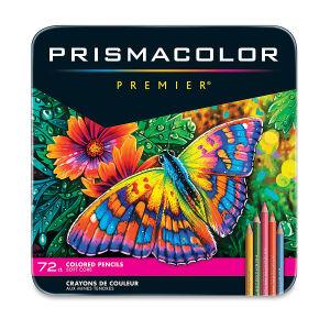 Prismacolor Pencils, 72 count