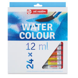 Talens Art Creation Watercolor Set - Set of 24, 12 ml tubes