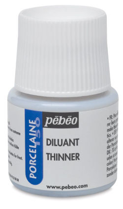 Pebeo Porcelaine 150 Medium - Thinner, 45 ml bottle