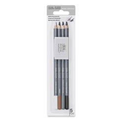 Winsor & Newton Studio Collection Sketching Pencils - Set of 5