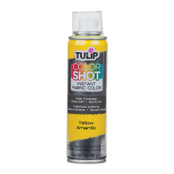 Tulip ColorShot Instant Fabric Color Spray - Yellow