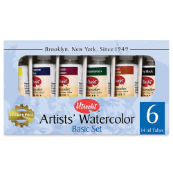 Utrecht Artists' Watercolors and Sets