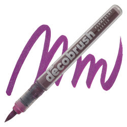 Karin DécoBrush Metallic Marker - Metallic Pink