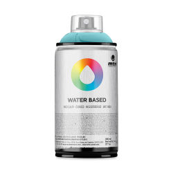 MTN Water Based Spray Paint - Blue Green, 300 ml Can