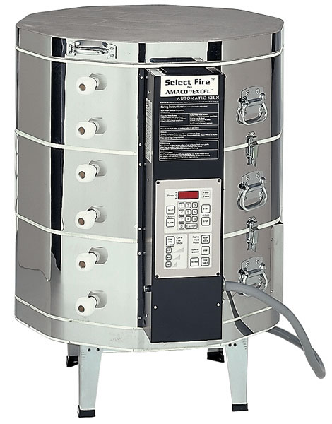 Amaco Excel Kiln with Select Fire