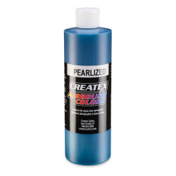 Createx Airbrush Color - 16 oz, Pearl Turquoise