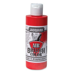 Jacquard Airbrush Paint - 4 oz, Metallic Red