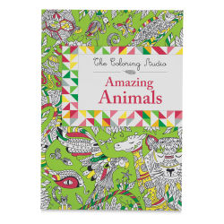 Amazing Animals Book Cover