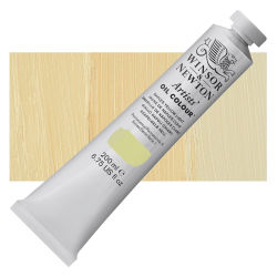 Winsor & Newton Artists' Oil Color - Naples Yellow Light, 200 ml, tube