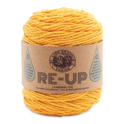 Lion Brand Re-Up Yarn - Sunflower