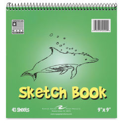 Roaring Spring Kid's Sketch Book - 9'' x 9''