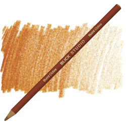 Blick Studio Artists' Colored Pencil - Burnt Ochre