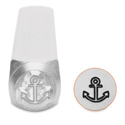 ImpressArt Design Stamp - Anchor, 6 mm