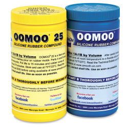 Smooth-On Oomoo 25 Silicone Rubber