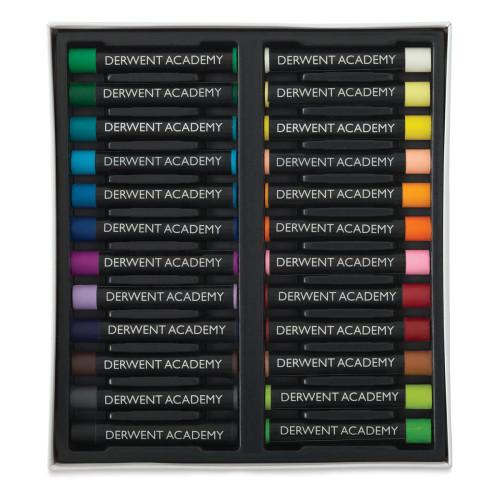 Derwent Academy Oil Pastels - Set of 24