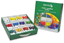 Acrylic Class Pack, Set of 144 Tubes