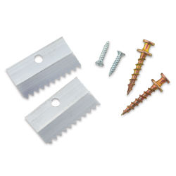 Hangman Self-Leveling Flushmount Hanger Kit - Pkg of 2