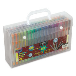 Sargent Art Gel Pens - Assorted Colors, Set of 100