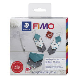 Staedtler Fimo Leather Effect Jewelry Kit