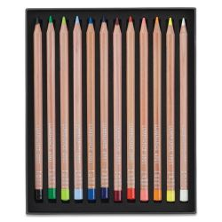 Luminance Colored Pencil Set - Assorted Colors, Set of 12