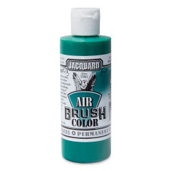 Jacquard Airbrush Paint - 4 oz, Bright Green