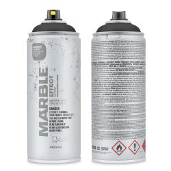 Montana Marble Effect Spray - Black, 11 oz